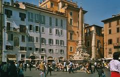 IT - Rom - Piazza della Rotonda