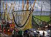 Nordseegarnelenschleppnetzvollgummigewichte! ;)