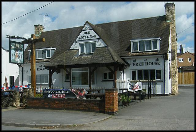 Old Royal Oak at Bedworth
