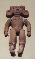Articulated Female Figure from Teotihuacan in the Virginia Museum of Fine Arts, June 2018