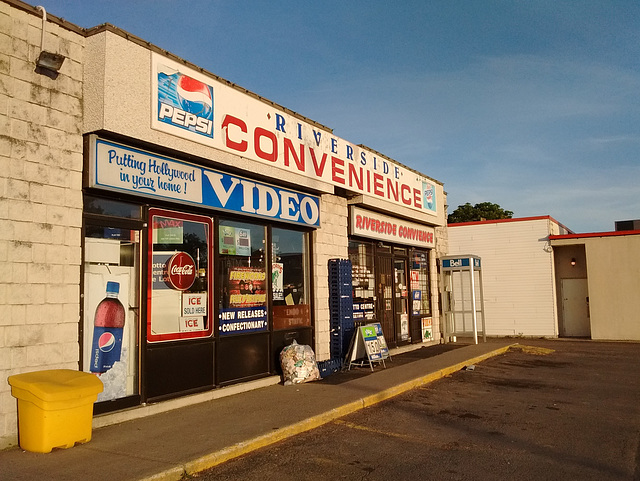 Pepsi convenience