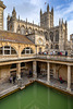 Bath - Roman Baths and Abbey