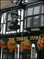 one, two, three... tuns!