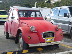 2CV in Road Town (1) - 11 March 2019