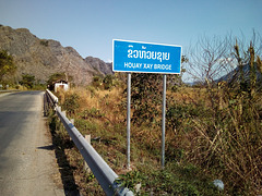 Houay Xay bridge (Laos)