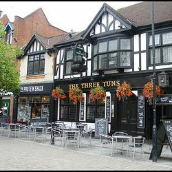 The Three Tuns at Uxbridge