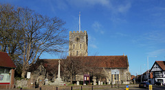 St Laurence-in-Thanet Church