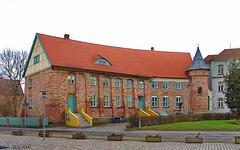 Bützow, Krummes Haus