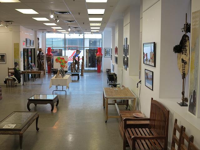 Exposition Espace Mushagalusa, Montréal