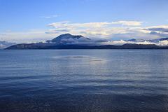 Blue Monte Baldo