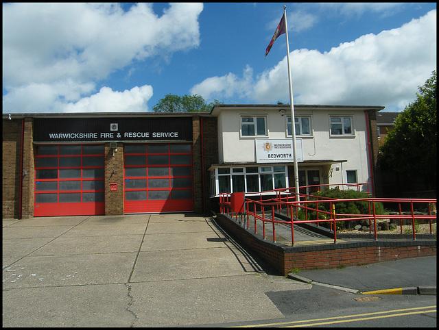 Bedworth Fire Station