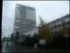 dismal urban architecture