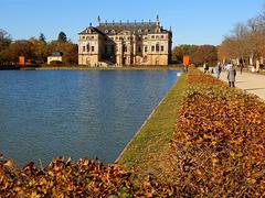 Herbst in Dresdens Großem Garten 07