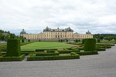 Sweden, Stockholm, The Dottningholm Palace from the West