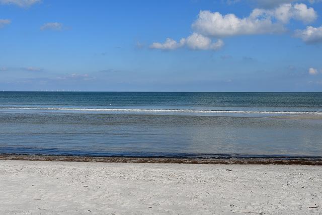 Am Strand - auf dem Darß