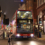 Buses in the UK after dark