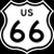 US Route 66 (The Mother Road)