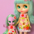 Funny Bunny fashions for Blythe and Emerald Witch dolls