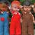 6 inch Knickerbocker Dolls