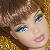 Barbie Basics Steffie Mold