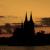 Nightfall in Germany