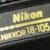 Nikon - Nikkor 18-105mm
