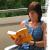 """ 1:1  rat de bibliothèque - Leseratte -Bookworm... """