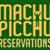 Machupicchu Reservations