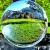 Kristallkugel / Lensball
